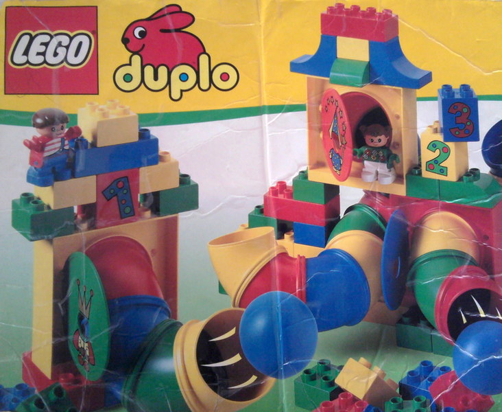 429: Duplo Ball And Tunnels