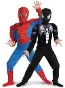 445: Reversible Spiderman Dress Up