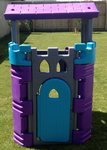 486: Large Play Castle