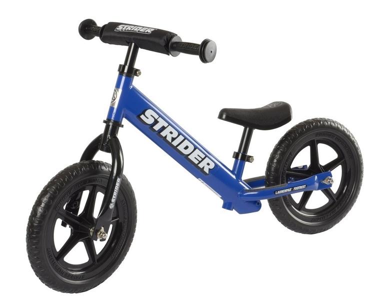 542: Strider Balance Bike (Blue)