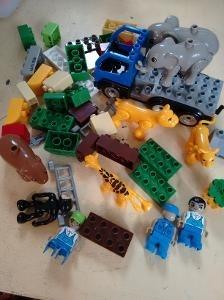 552: Lego Zoo building blocks Duplo