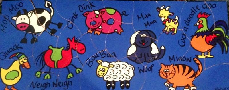 561: Farm Animals