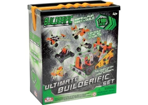 579: Builderific - Ultimate building set