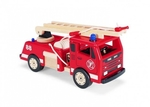 586: Wooden Fire Truck