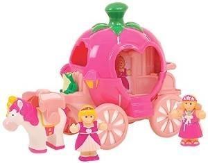 641: Pippas Princess Carriage