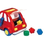 650: Auto Shape Sorter