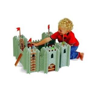 690: Large Wooden Castle