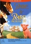 825: Babe & Babe Pig In The City (2 DVDs)