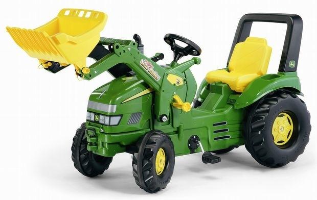 830: John Deer Tractor