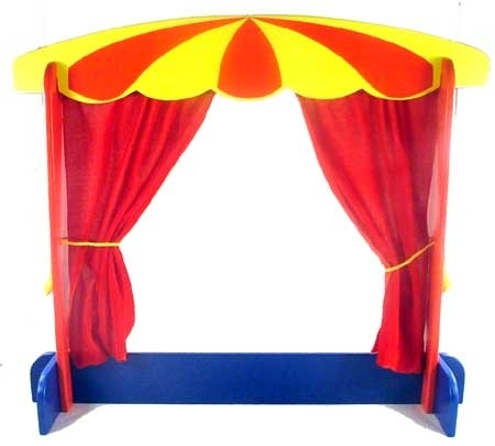 917: Puppet Theatre With Puppets