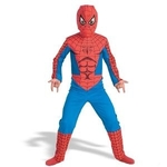 1001: Spiderman Dress Up