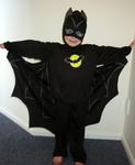 1005: Batman Dress Up