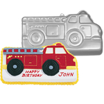 1016: Fire Truck Pan
