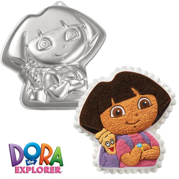 1017: Dora The Explorer Pan