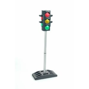 1028: Traffic Signal With Real Lights