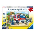 905: Police and Firefighters Puzzle