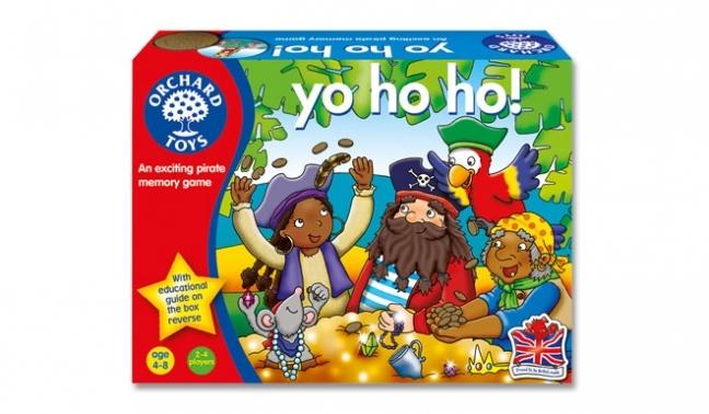 104: YO HO HO Pirate Game