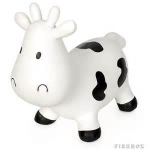 423: Space Hopper Cow