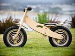 244: Wooden Balance Bike
