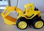 E508: L/T Dirt Diggers Excavator PC
