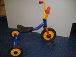 A240: Winther Multi-coloured Trike PC