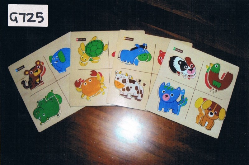G725: Babylotto with Animals PC