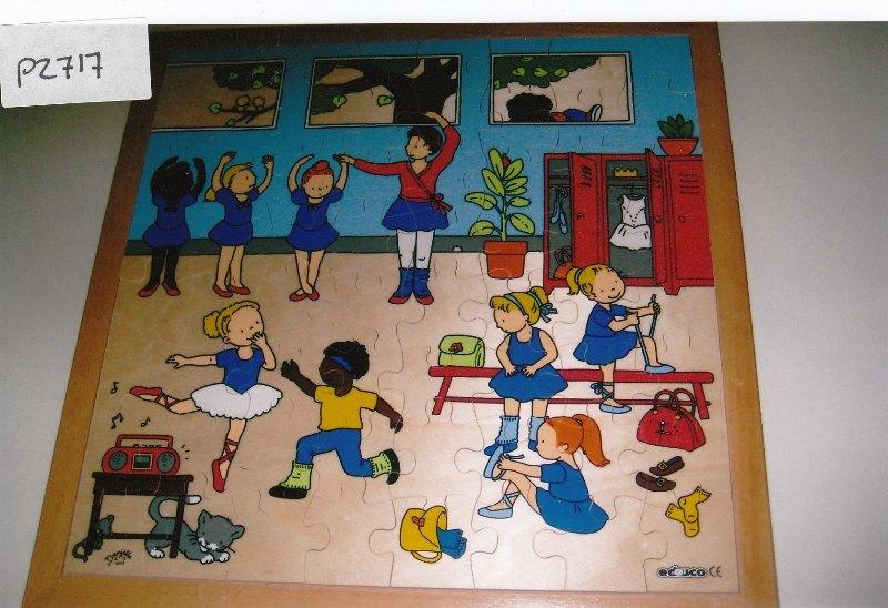 PZ717: Ballet Puzzle