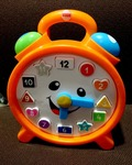 B017: Fisher Price Baby Clock