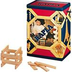 E293: Kapla - 200 Wooden Block Planks