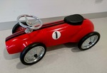 A055: Red Roadster