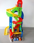 E420: Fisher Price Sit N'Stand Skyway