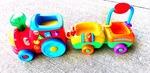 E467: Musical Train & Carriage