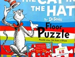PZ152: The Cat in the Hat Floor Puzzle PC