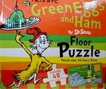 PZ153: Green Eggs & Ham Floor Puzzle PC