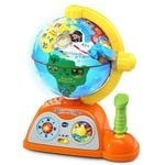 E072: Vtech Light & Flight Discovery Globe PC