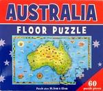 PZ043: Australia Floor Puzzle 60 piece