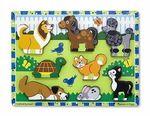 PZ161: Melissa & Doug Pet Puzzle