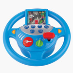 E273: Interactive Steering Wheel PC