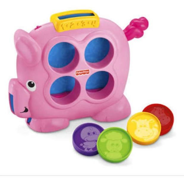 B006: Counting Fun Piggy PC
