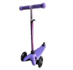 A187: 3 Wheel Scooter - Purple PC