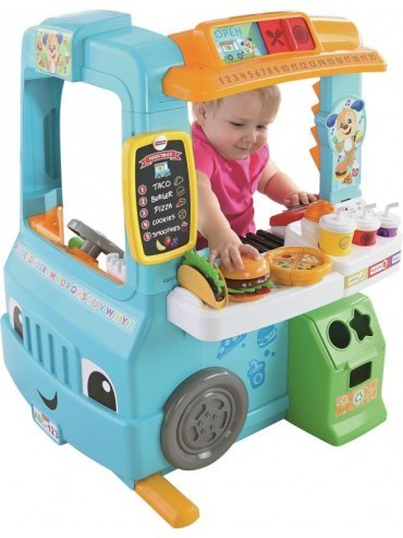 E011: Fisher Price Fun Food Truck PC