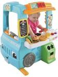E011: Fisher Price Fun Food Truck PC