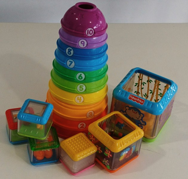 B057: Baby Stacking Box Set