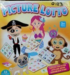 G123: Picture Lotto PC