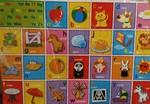 PZ234: Alphabet Floor Puzzle PC