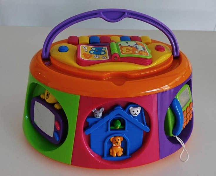 B056: Baby Play Centre