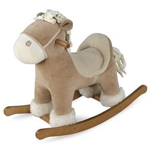 A229: Musical Rocking Horse