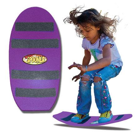 A254: Spooner Board - Purple