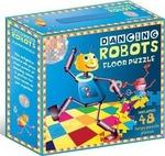 PZ009: Dancing Robots Floor Puzzle (48 pc)