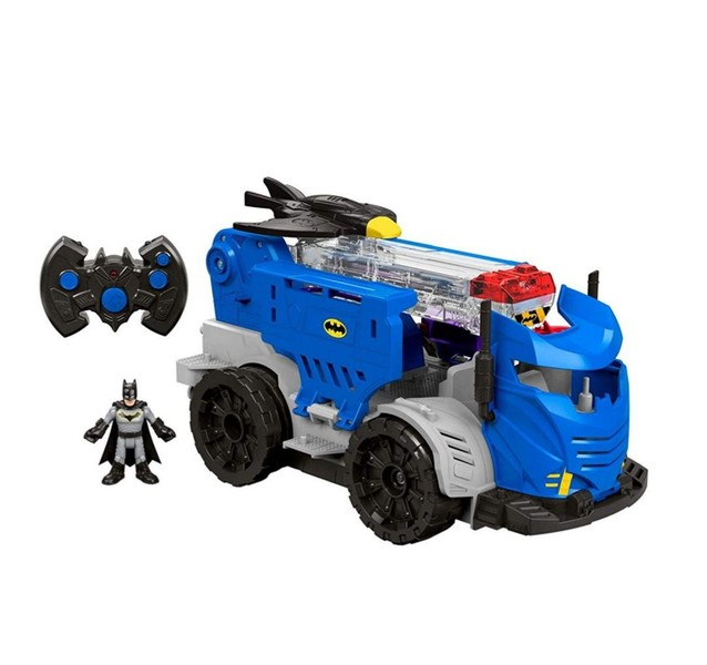 E1476: Imaginext Remote Control Mobile Command Centre